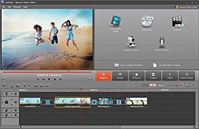 Movavi Video Editor 10 Personal Edition [Download]