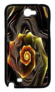 Spiral Mania 13 Design Hard Case for Samsung Galaxy NOTE 2 N7100 -1126034