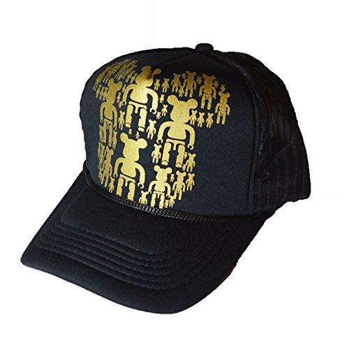 nuevo gorra oso malla trasero COOL Hombre Logo de de d0qWFw