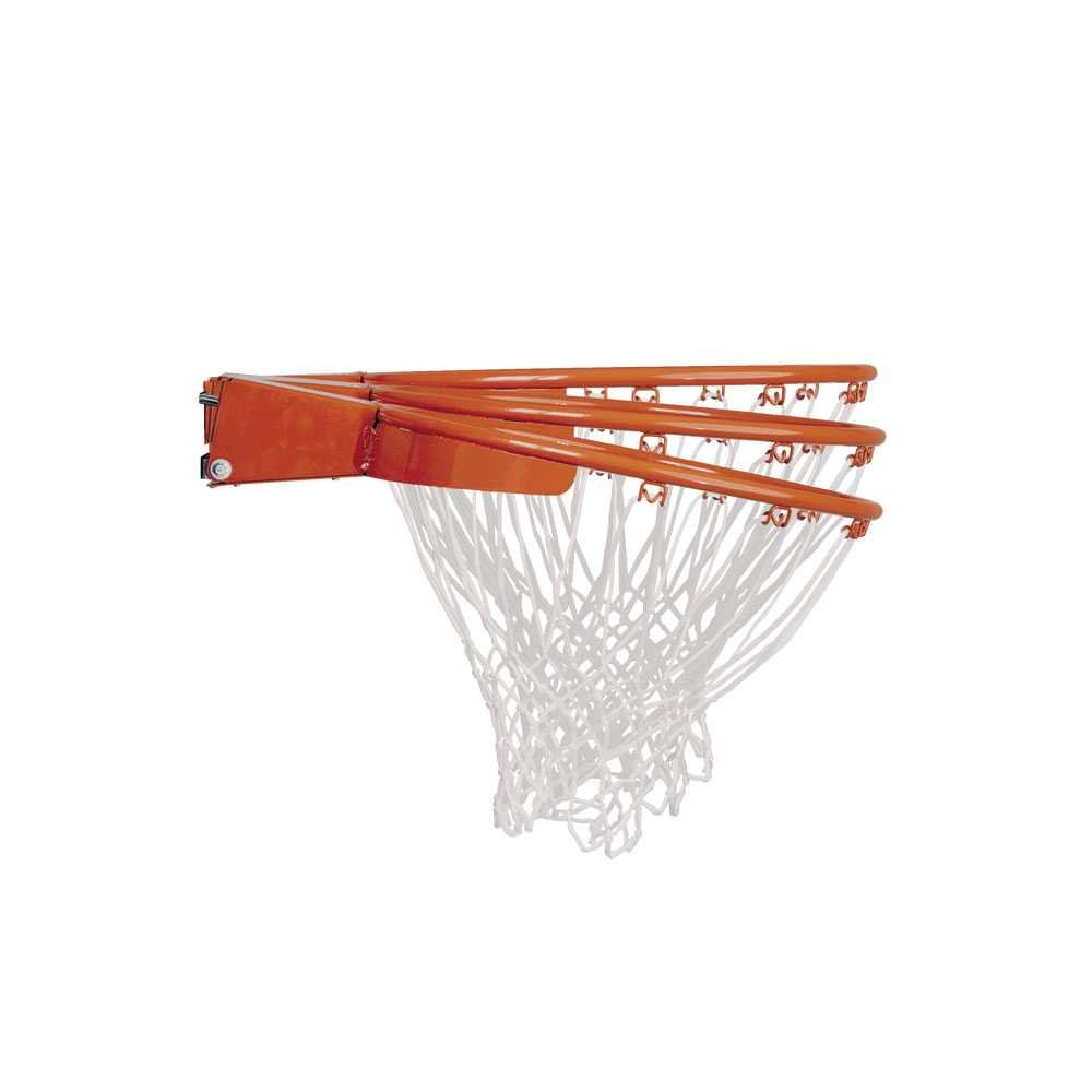 54-Inch Acrylic Lifetime Adjustable In-Ground Basketball Hoop
