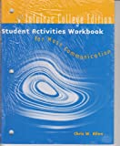 IInfotrac College Edition Student Activities Workbook for Mass Communication, Wadsworth, 0534560873
