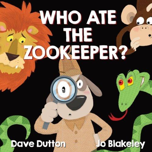 Who Ate The Zookeeper?!: A Sherlock McSporran Mystery pdf