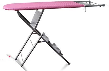LJHA Tabla de Planchar de Escalera Planchadora Tabla de Planchar de casa Plegable 3 Colores Disponibles Buque de Vapor (Color : A): Amazon.es: Hogar
