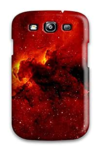 Galaxy S3 Case Cover With Shock Absorbent Protective CnuaZCu3276GWZRE Case