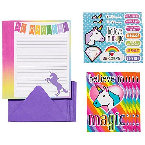 3C4G Unicorn Stationery Pack, 36200 (Stationery Pack)
