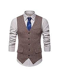 LYLIFE Mens Hipster Irregular Hem Slim Fit Long Sleeve Paisley Dress Shirts
