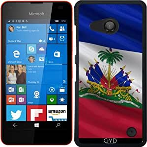 Funda para Microsoft Lumia 550 - Bandera De Haití by Carsten Reisinger