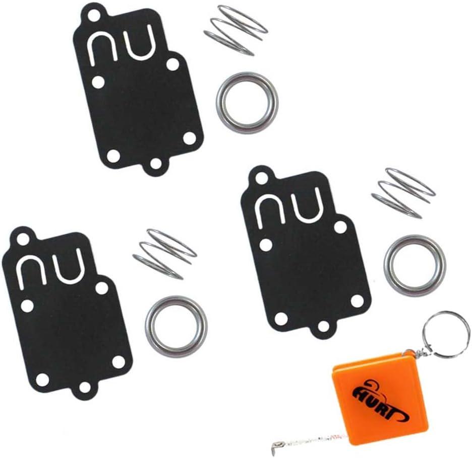 Vergaser Set Dichtung für Nikki 795366 für /& Motor Bequem