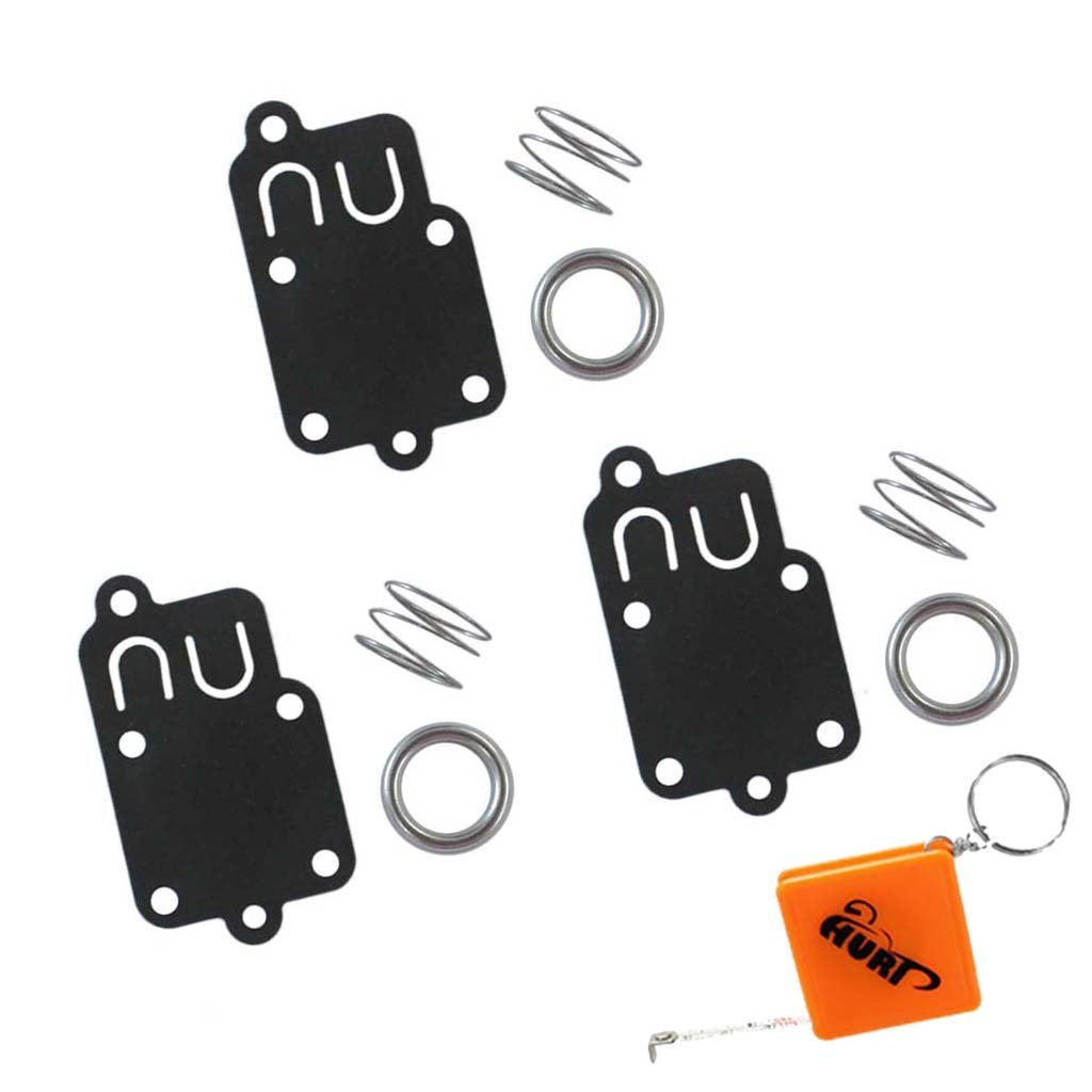 Carburetor Carb Pump Diaphragm Kit For Briggs/&Stratton 5021 270026 272538 Engine
