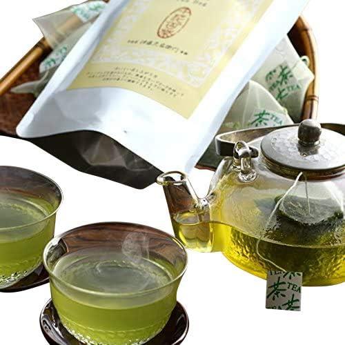 伊藤久右衛門 宇治茶 一番茶 宇治煎茶・緑茶 ティーバッグ 急須用 5g×12p