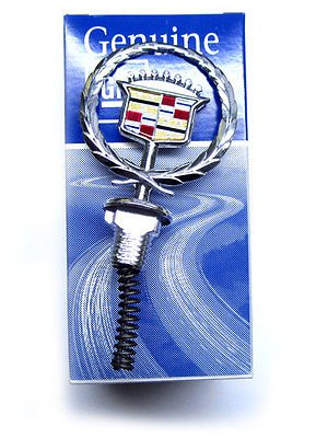 Ornament Cadillac Hood (The Parts Place Cadillac OEM Hood Ornament)