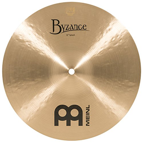 Traditional Splash Cymbal (Meinl Cymbals B12S Byzance 12-Inch Traditional Splash Cymbal (VIDEO))