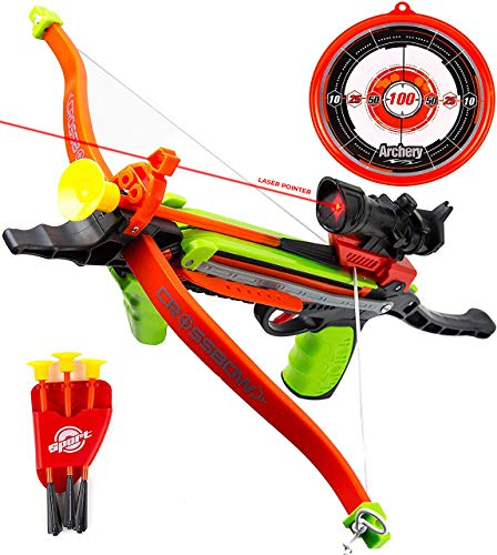 Toysery Real Crossbow Archery