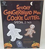 Gingerbread Man Cookie Cutter and Stamp - Gingerdead Man - Perfect for Halloween!