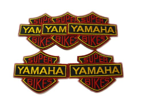 yamaha-super-motorcycles-bikes-patches-limited-5pcs-embroidered-patch-size-25-x-325-inches