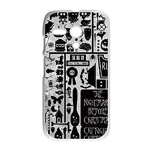 Motorola G Cell Phone Case White JACK'S PLAY KIT LSO7786939