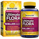Renew Life - Ultimate Flora Probiotic Women's Care - 90 billion - 60 vegetable capsules