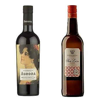 Manzanilla Aurora y Manzanilla San León - D. O. Manzanilla ...
