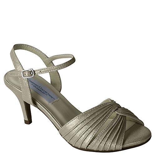Dyeables Matilda Kvinnor Sandal 8,5 C / D Oss naken