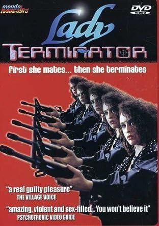 lady terminator download film