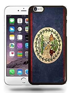 Belize National Vintage Flag Phone Case Cover Designs for iPhone 6 Plus