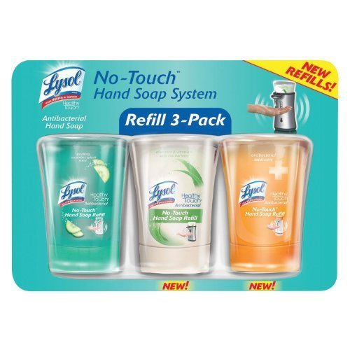 No Touch Hand Soap System - 9