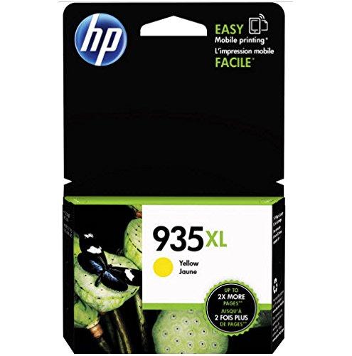HP Yellow Original Cartridge C2P26AN product image