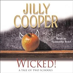 Wicked! Audiobook
