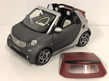 • NEU • Norev • 1:18 A453 Smart fortwo Cabrio