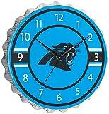 FOCO NFL Unisex CMBSBottlecap Clock