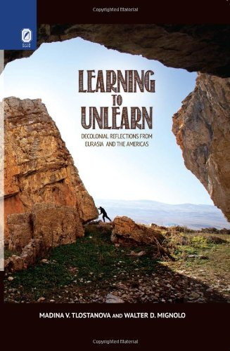 Learning to Unlearn: Decolonial Reflections from Eurasia and the Americas (Transoceanic Series)