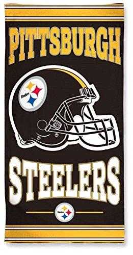 Pittsburgh Steelers 2015 NFL Football 30 x 60 Inch Vertical Bath or Beach Towel