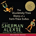 The Absolutely True Diary of a Part-Time Indian Audiobook by Sherman Alexie Narrated by Sherman Alexie