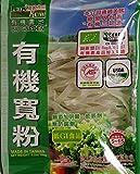Bio Garden (龙口粉丝) Long Kow Organic broad Been Threads Noodle -Wild 5.2oz