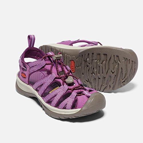 femme violet 1003713 Sandales WHISPER Keen AtTqY7w
