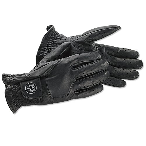 Beretta Men's Shooting Leather Glove, Black, Medium ()