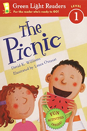 Light 1 Pique - The Picnic (Green Light Readers Level 1)