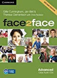 face2face Advanced Class Audio CDs (3) Second Edition