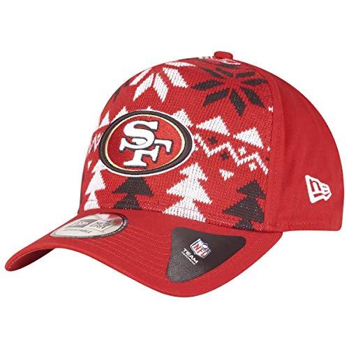 コーナーどこでも生ニューエラ (New Era) Christmas Jumper メッシュキャップ キャップ - サンフランシスコフォーティナイナーズ (San Francisco 49ers)