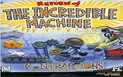Amazon.com: Return of The Incredible Machine: Contraptions ...