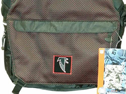 NFL Sport Messenger Bag, ''Atlanta Falcons'' NEW by THE SACK