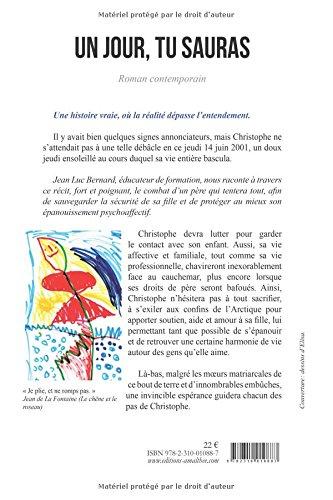 UN JOUR TU SAURAS (French Edition): Jean-Luc Bernard: 9782310010887: Amazon.com: Books
