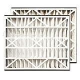 Trion Air Bear 259112-102 MERV 11 Filters (2-Pk) - 20x25x5 by Trion