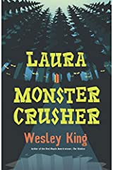 Laura Monster Crusher Hardcover