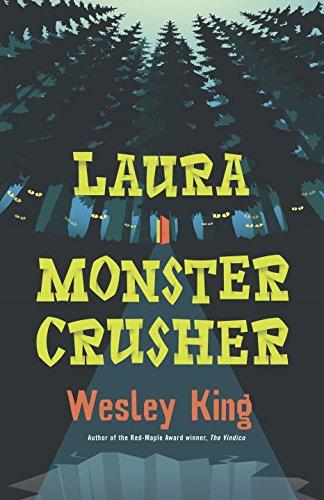 Laura Monster Crusher (Monster Crushers)