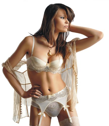 Gracya - Tangas - para mujer crema