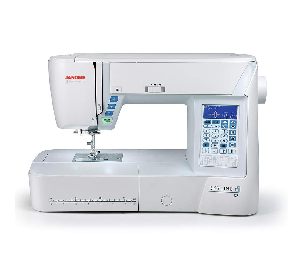 Top 10 Best Computerized Sewing Machines Reviews in 2020 6