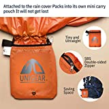 Unigear Backpack Rain Cover Waterproof Rating