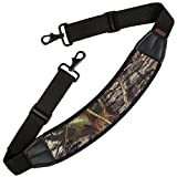 OP/TECH USA 0910312 S.O.S.-Curve Strap for bags, briefcases and luggage- neoprene (Nature)
