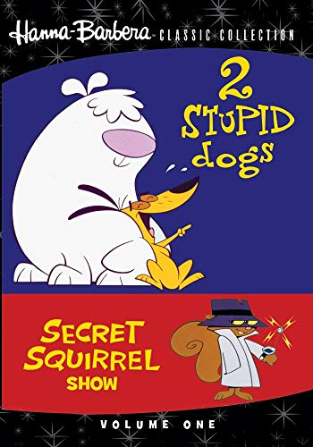 (2 Stupid Dogs/Secret Squirrel Show, Volume One)